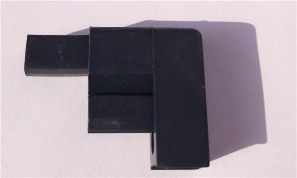 高负离子释放量橡胶件